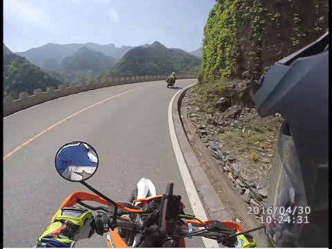 Enduro Tour Northern China -  From Beijing to the Trials of Hebei