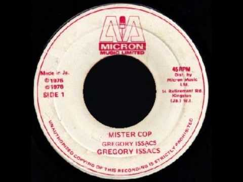 Gregory Isaacs - Mr Cop (Extended)