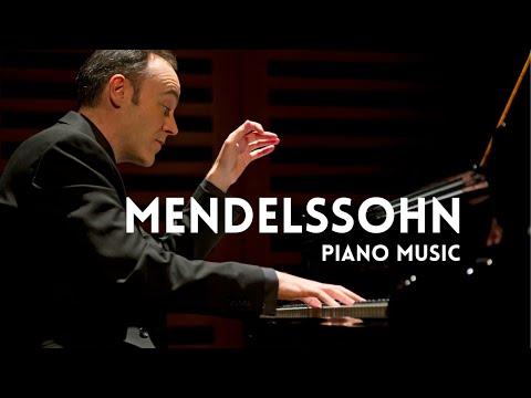 Leon McCawley- Mendelssohn: Variations Sérieuses Op. 54