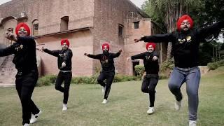 MITRAN DA NAA CHALDA harjeet harman | panjebaan | bhangra video | folk fusion | old punjabi song