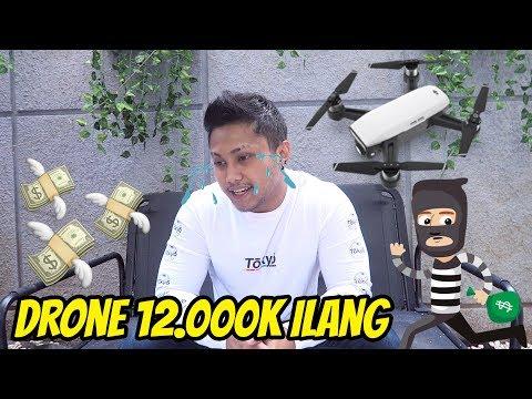DRONE GW ILANG (BUKAN CLICK BAIT)   AA UTAP