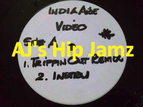 India Arie VIDEO Trippin' Out Remix