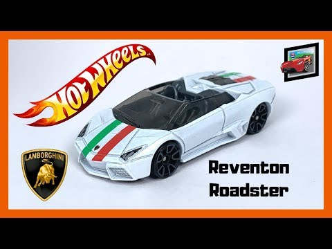 Hot Wheels RoadstersLamborghini Reventon Roadster!!!