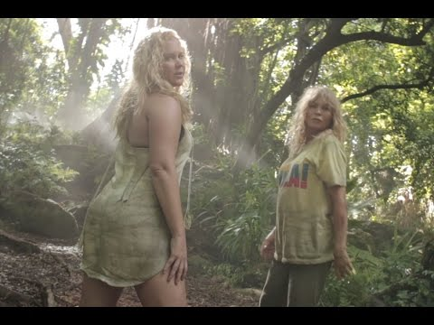 Goldie Hawn and Amy Schumer Get In Formation