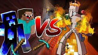 HLEDAČI POKLADŮ v Minecraftu vs AMISTARIS BOSS! [Roleplay]