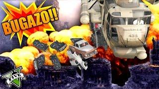 GTA 5 Mods   BUGAZO APOCALÍPTICO INCREÍBLE !!!!! ÉPICO!!! QUE RISA!!   GTA 5 Online   TheCorvusClan thumbnail