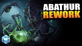 Abathur rework! // Heroes of the Storm PTR