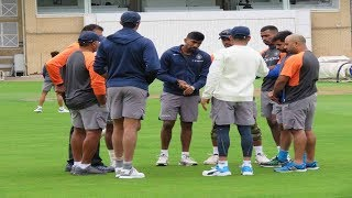 Watch: Focus on Bumrah and Pant as Indians train ahead of 3rd Test in Trent Bridge