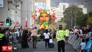 Celebrating Mother Nature at the 2018 Cape Town Carnival