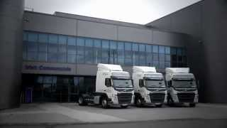 FSM take to the Road in their New Volvo FMs