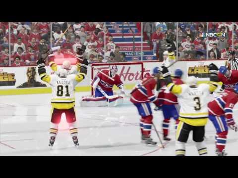 NHL® 17: Penguins vs Canadiens