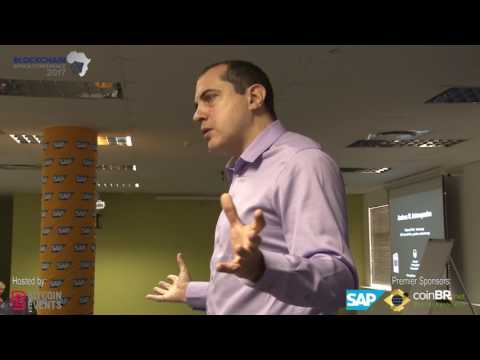 Andreas M Antonopoulos - Security and Distributed Systems Expert, Bitcoin Expert