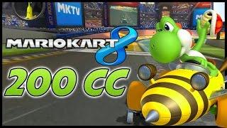 Mario Kart 8 - 200cc Coupe Champignon [FR]