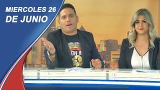 El Show de Carlucho [Miercoles Junio 26, 2019]