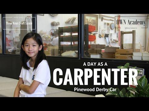 A Day As A Carpenter