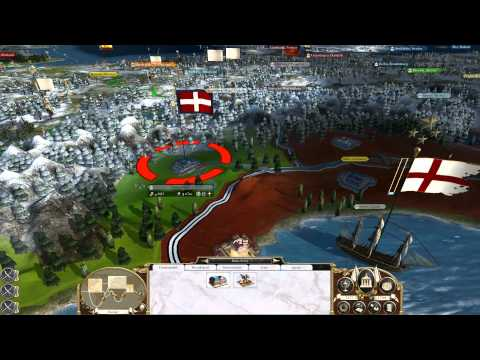 Empire Total War France Campaign Part 1 HD