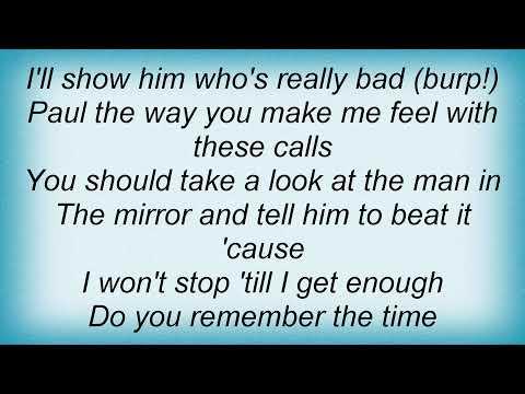 Eminem - Em Calls Paul (Skit) Lyrics