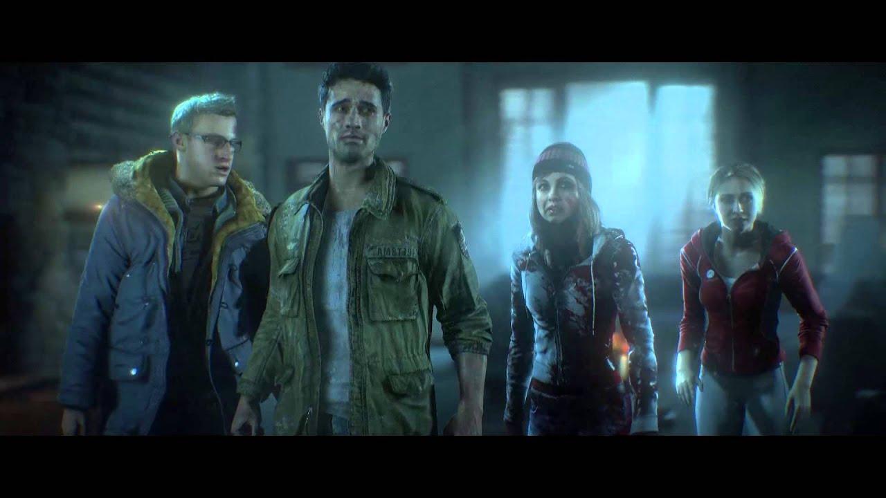 PS4《Until Dawn》生死抉擇 - 中文發售預告