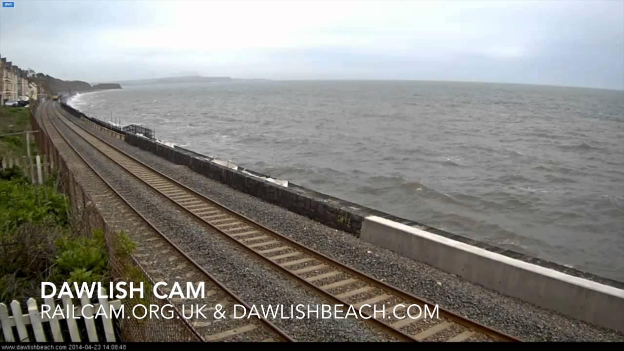 The watch house dawlish webcam