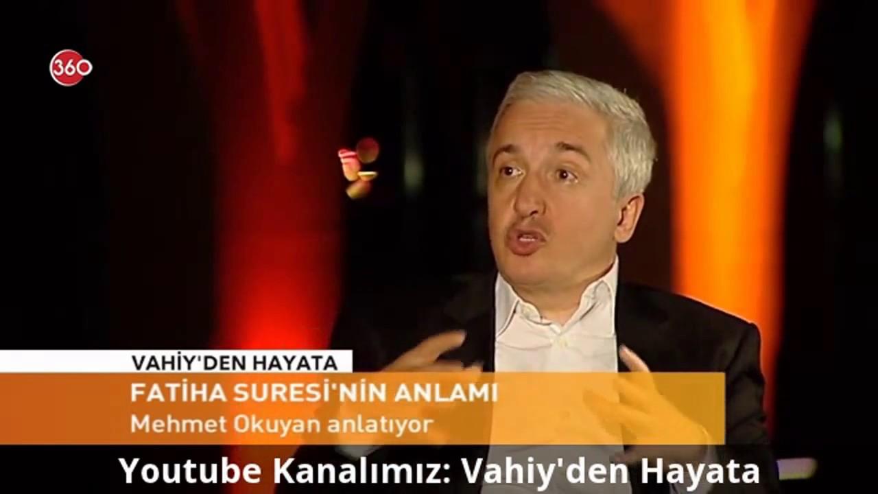 Fatiha suresinin meali - Mustafa İslamoğlu