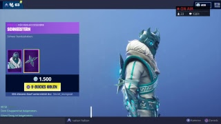FORTNITE WE SIMEX!! STREAM TO THE SHOP!! THE NEW SKIN IS COMING!! ROAD TO #200ABOS!!