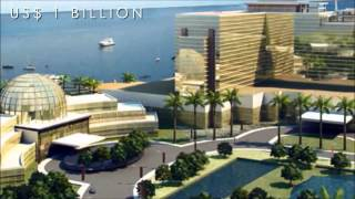 The Future City Masterplan Of Mall Of Asia Complex And Manila Bay