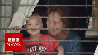 The human scars of Philippines drug war   BBC News