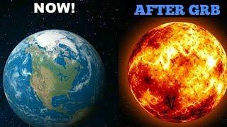 What if Gamma-ray hit Earth In Hindi | क्या होगा अगर गामा-रे हमारी पृथ्वी से टकराई तो ?