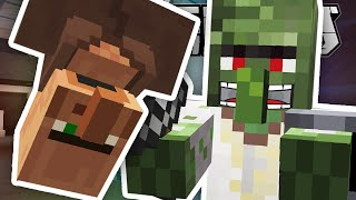 Minecraft | ATTACK OF THE SPACE PIRATES!!