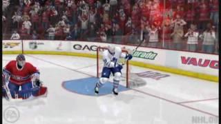 My Top 10 NHL 09 Goals (PS3)