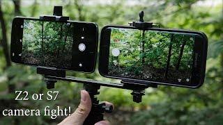 Moto Z2 Play vs Samsung s7 edge: Camera Comparison