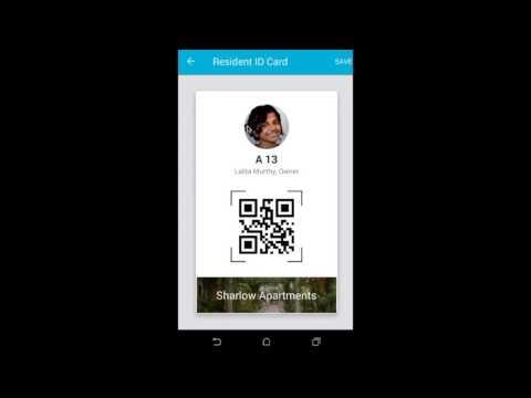 ADDA GateKeeper: Resident ID Card