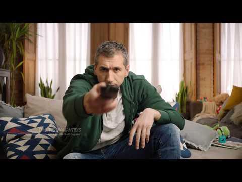 Molto COOL series ft Dimitris Diamantidis and Luka Doncic