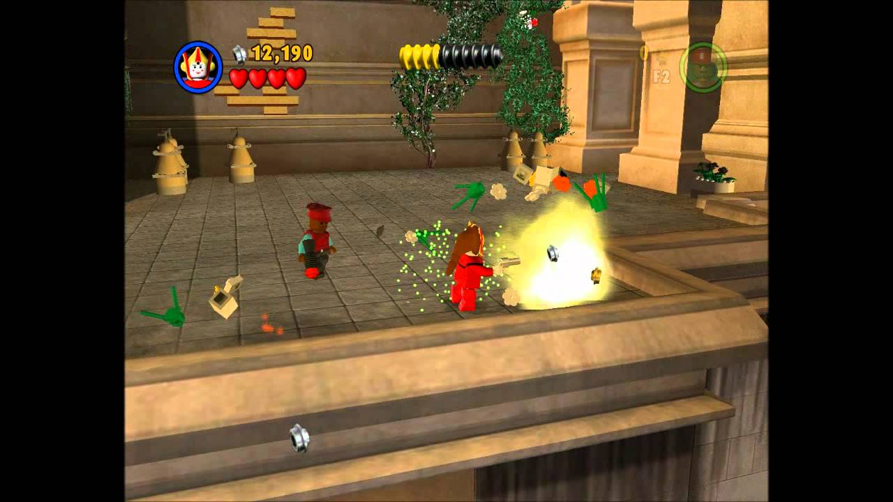 Lego star wars 3 wii level guide