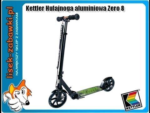 roller scooter kettler alu zero 8 spielzeug f r kinder. Black Bedroom Furniture Sets. Home Design Ideas