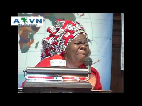 Queen Mother Dr. Delois Blakely Ambassador of Goodwill to Africa
