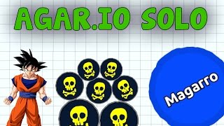 AGARIO SOLO GAMEPLAY + EPIC REVENGE!