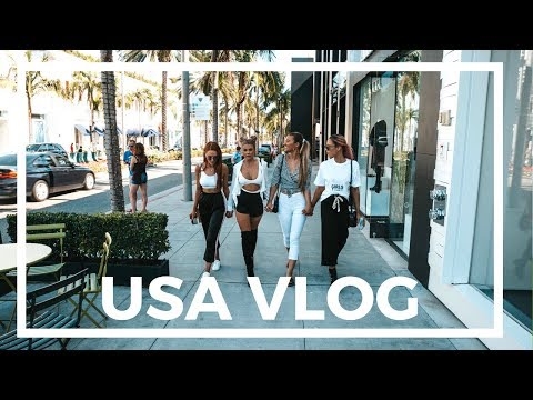 Vlogging In LA With My Besties | SHANI GRIMMOND