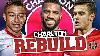 REBUILDING CHARLTON ATHLETIC!!! FIFA 17 Career Mode