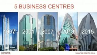 CEO SUITE Jakarta Premium Serviced Offices