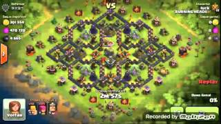 Farm absurdo no CLASH OF CLANS #6