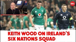 Keith Wood: Starting Carbery, England gunning for Ireland, getting 'overly excited'