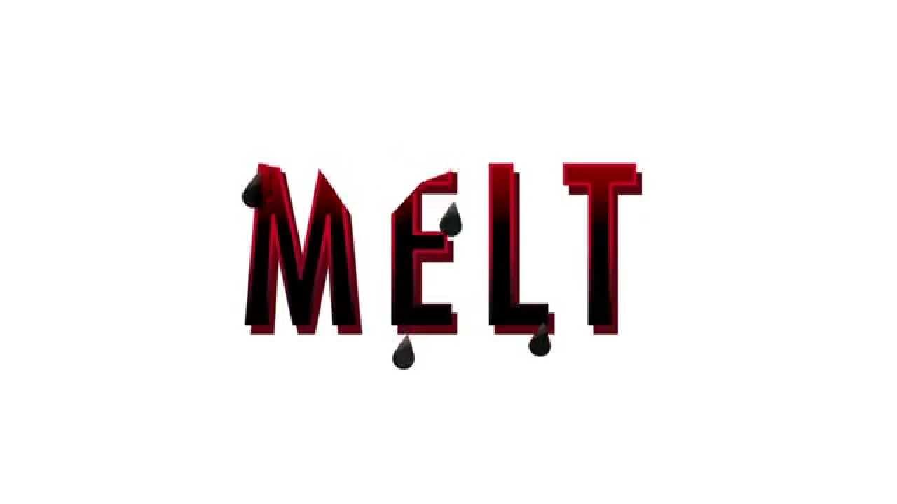 Word animation melt vs freeze
