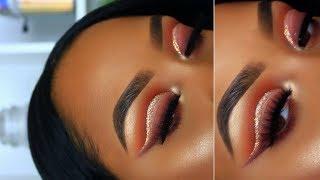 Gambar cover Smokey Glitter Cut Crease | Makeup Tutorial