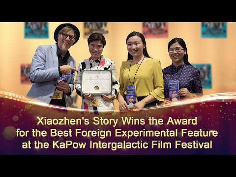 Los Angeles North Hollywood KaPow Intergalactic Film Festival Musical Xiaozhen's Story Wins Award