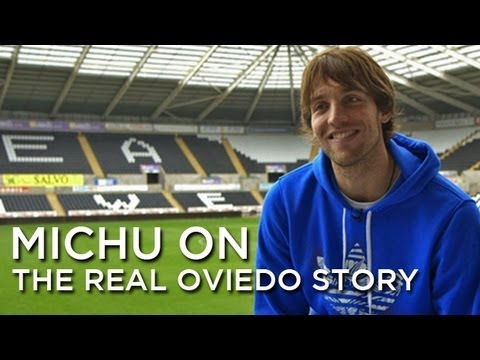 Michu on The Real Oviedo Story