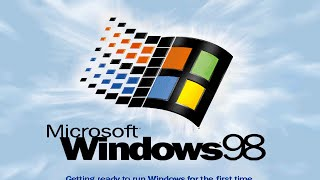 Windows 98 Gaming Machine Adventures