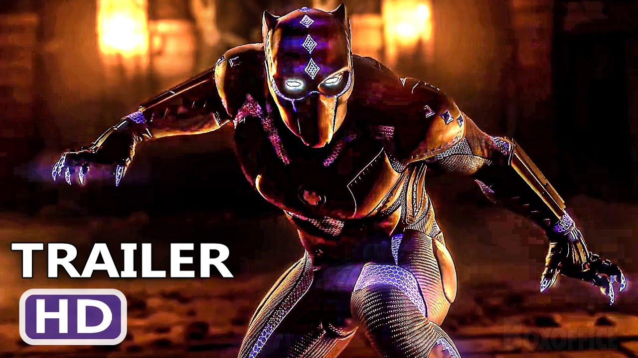 PS5 - Black Panther War For Wakanda Trailer (E3 2021)