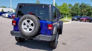 2020 Jeep Wrangler New Smyrna Beach, Port Orange, Daytona Beach, Deltona, Sanford, FL W103245