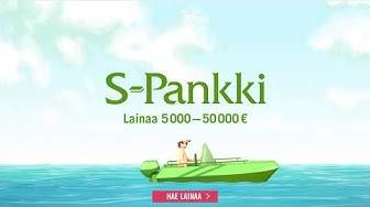 S-Laina - Isompaan ja pienempään tarpeeseen | S-Pankki